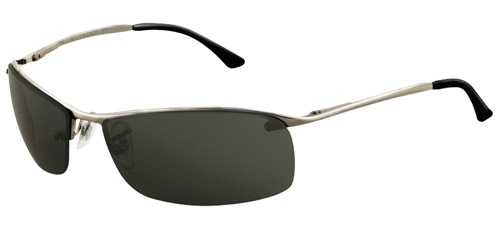 Ray Ban RB3183 004 TOP BAR