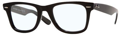 Brille Ray Ban RX5121 ORIGINAL WAYFARER 2000 schwarz gr 47/22