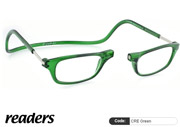 Clic Lesebrille Readers CRE Green
