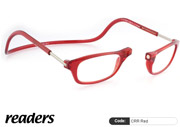 Clic Lesebrille Readers CRR Red