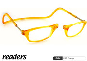 Clic Lesebrille Readers CRT Orange