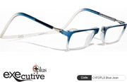 Clic Executive plus CXFDPLS Blue Jean