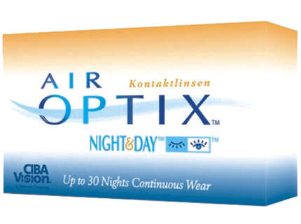 "Produktbild für ""Air Optix night & day 6er 8,6 Focus Ciba Vision Monatslinsen"""