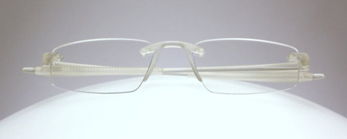 Lesebrille No.15 transparent