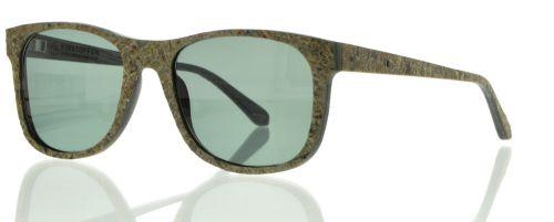 Sonnenbrille Fahrer Grüner Quarzit #3895