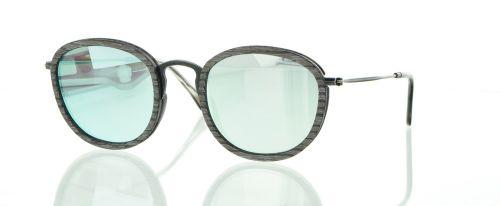 Sonnenbrille Comandante Ginkgo - Old Silver 4271