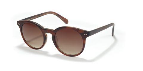 Sonnenbrille Retro Sonnenbrille R2720 in Braun
