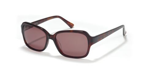 Sonnenbrille Ladies Sonnenbrille S1750 in Havanna