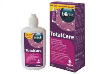 Blink TotalCare Lösung 120ml Aufbewahrung (Allergan) AMO