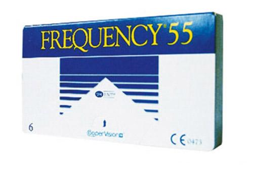 Frequency 55 Monatslinsen Cooper Vision