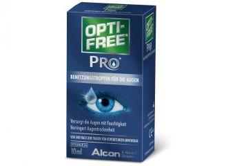 OPTI-FREE PRO Nachbenetzungstropfen 10ml Alcon