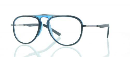 Brille 1A-sehen.de 1202 C2 silber/blau