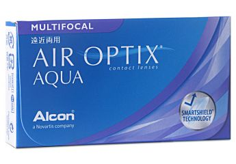 Air Optix Aqua Multifocal 6er Monatslinsen Ciba Vision Airoptix