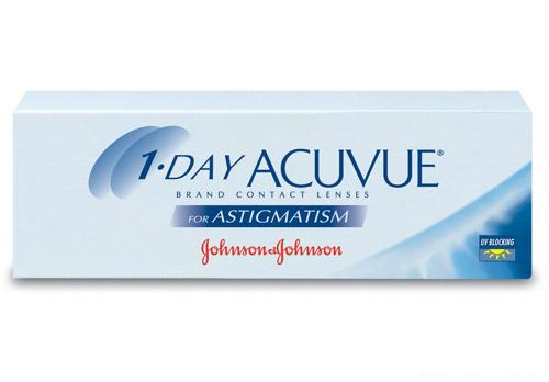 1Day Acuvue Astigmatism 30 Tageslinsen