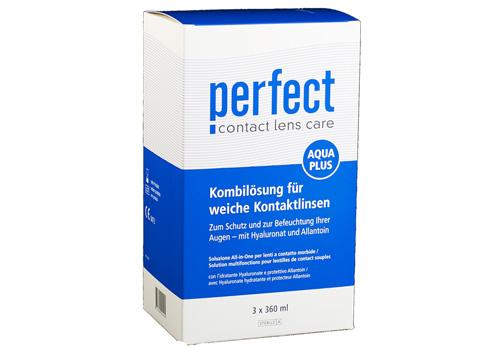 Perfect Aqua Plus 3x 360ml Kombilösung