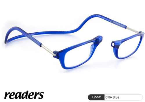 Clic Lesebrille Readers CRA Blue
