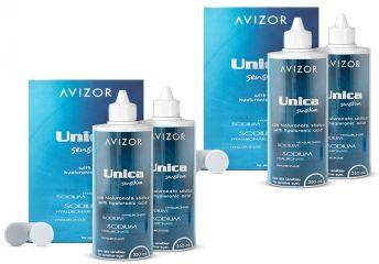 Avizor Unica Sensitive (4x350ml)