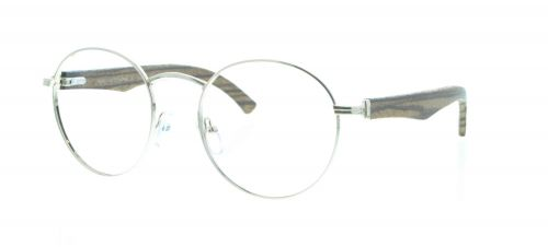 Brille Holzbrille EL90801 in gold