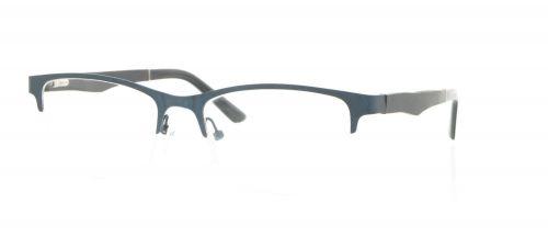 Brille Holzbrille EL90804 in blau