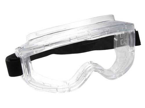 Brille Schutzbrille XL mit Ersatzscheibe