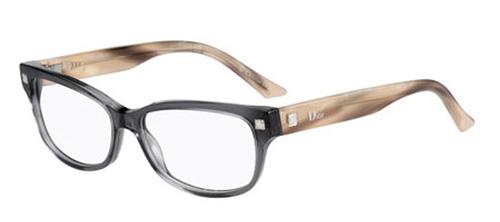 Brille DIOR 3179 HV2 grau-beige