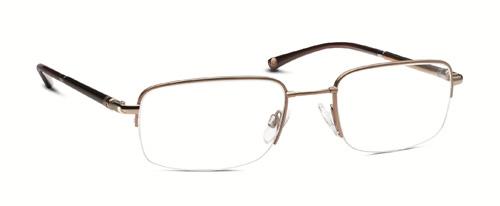 Brille Bogner 730552 60 in braun gr 53/20