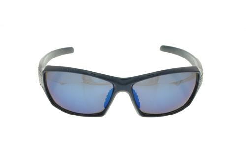 Brille 1A Sportsonnenbrille I blau