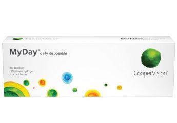 MyDay 30er Kontaktlinsen Cooper Vision