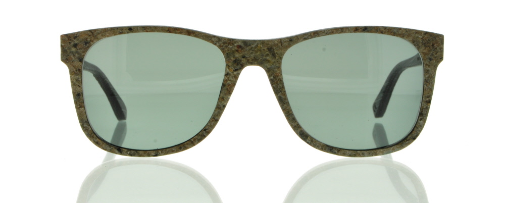 einSTOFFen Sonnenbrille Fahrer Grüner Quarzit #3895 3AeTYAkUC