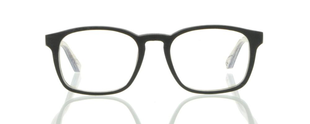 einSTOFFen Brille Einstoffen Barista Schwarzschiefer 3998 (09) s8M7QolF