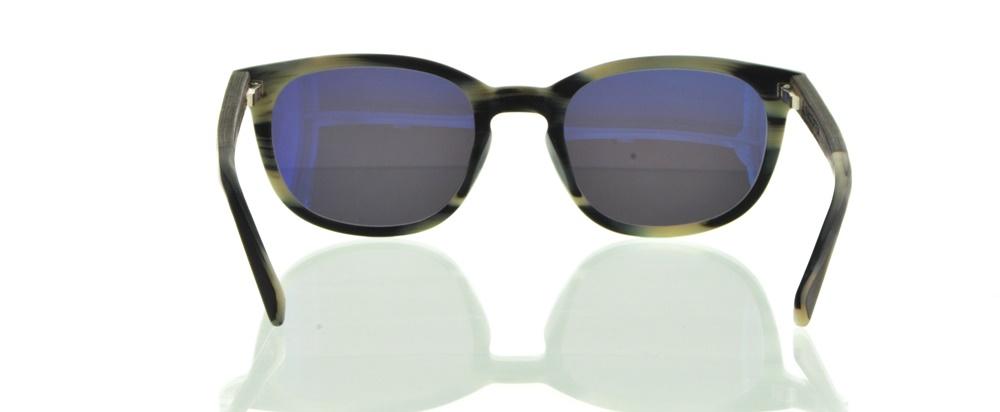 einSTOFFen Sonnenbrille Schmetterling Schwarze Aprikose 3914 ItO93