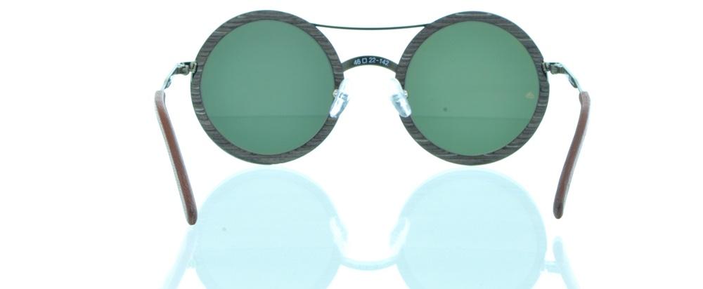 einSTOFFen Sonnenbrille Polarforscher Fumed Oak - Old Gold 4272 r44UqQ