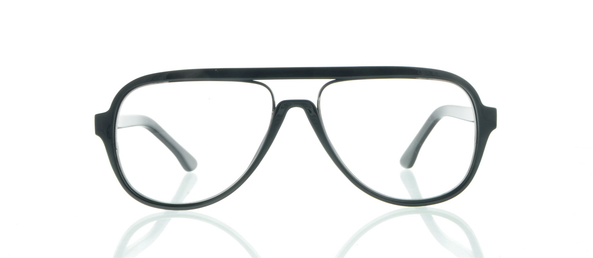 1A-sehen.de Brille 1A-sehen.de 1201 C2 schwarz/silber btnoAfF