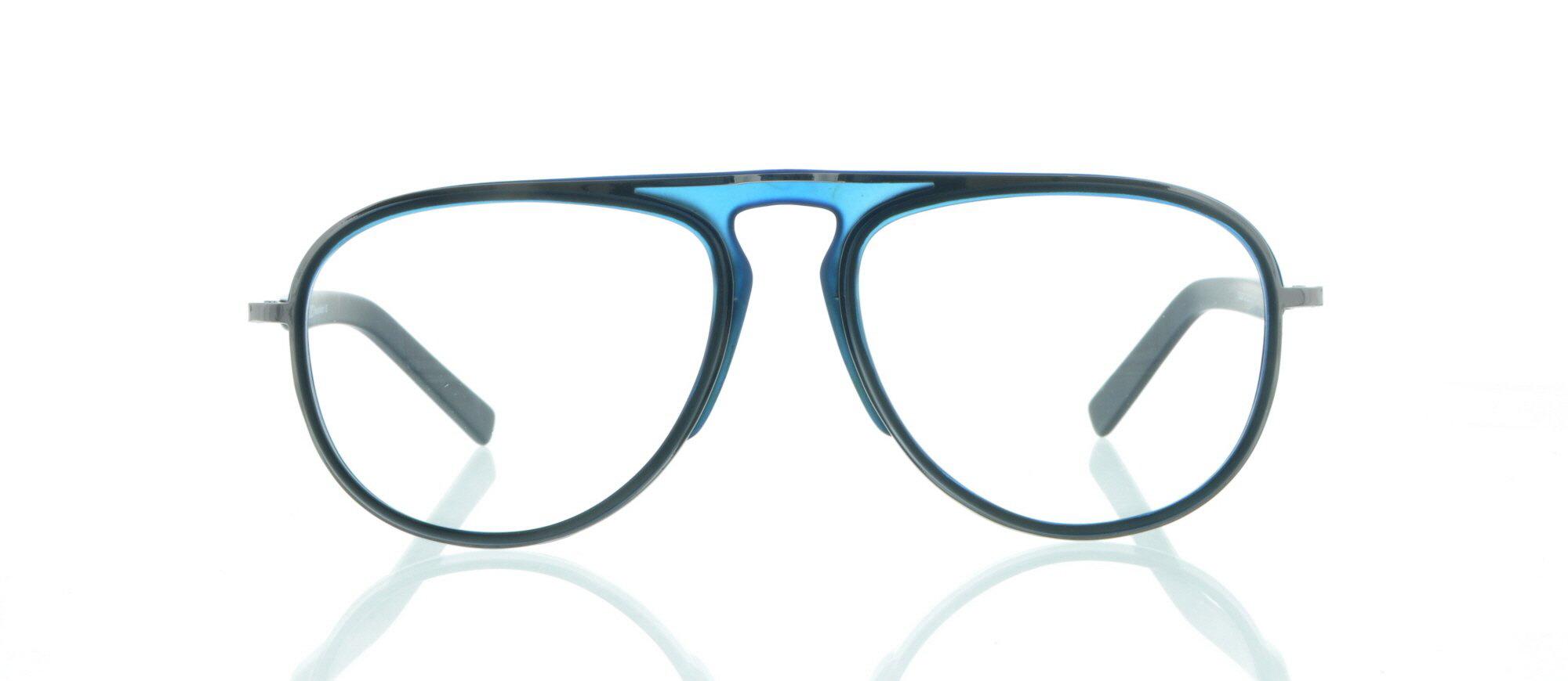 1A-sehen.de Brille 1A-sehen.de 1202 C2 silber/blau xeZ4j5UOD