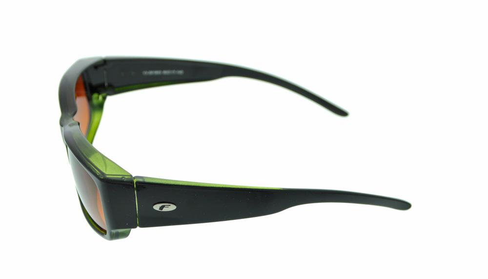 1A-sehen.de Brille Überzieh Sonnenbrille Flash 15-281802 Xl9iMg